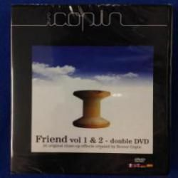 Friend Vol.1 & 2 by Bruno Copin