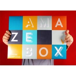 Amaze Box by Mark Shortland