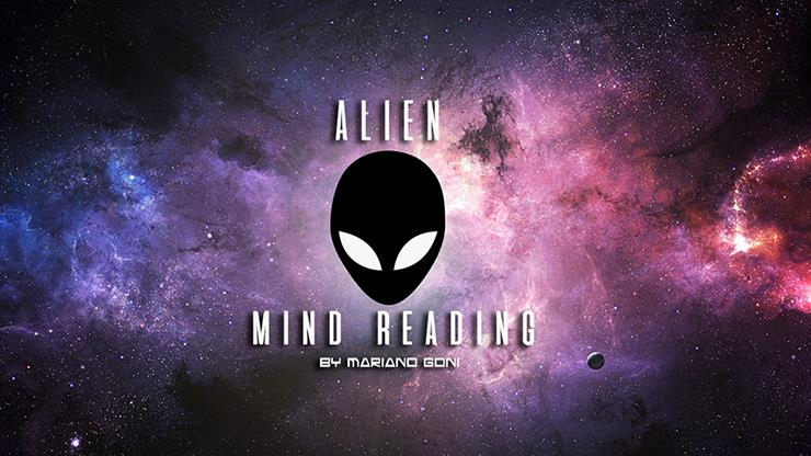 Alien Mind Reading por Mariano G.