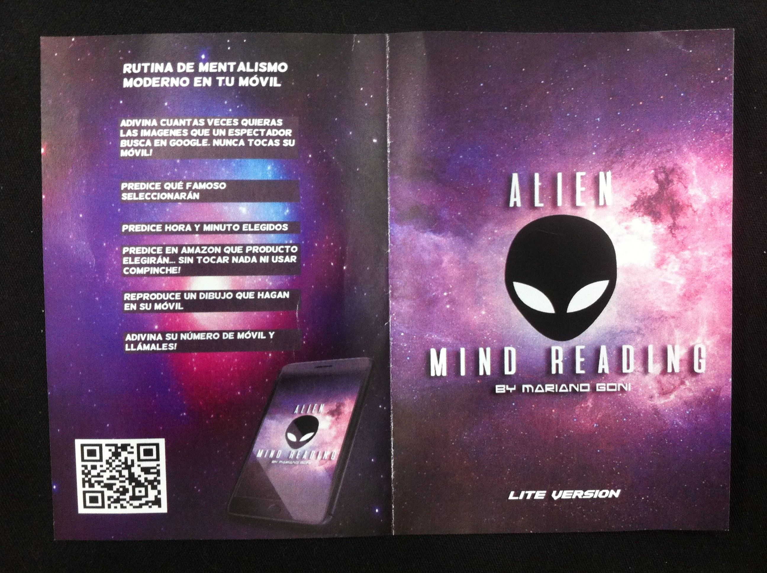 Alien Mind Reading LITE