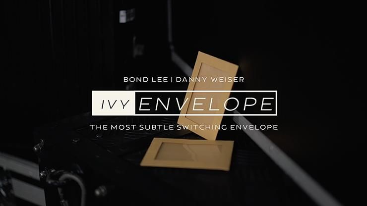 IVY Envelope by Bond Lee and Danny Weiser