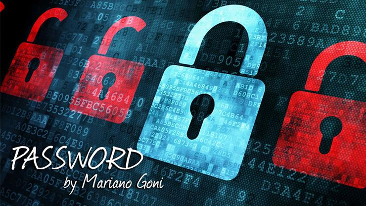 Password de Mariano Goñi