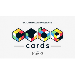 Cube Cards by Kev G